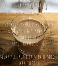 Inspired Mixology: The Snickers Bar