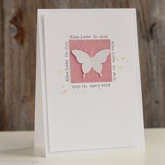 Schönes aus Papier handgemacht!: Alles Liebe für dich