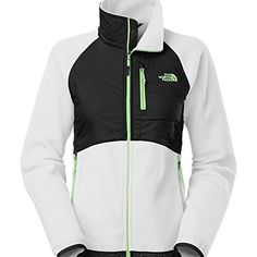 The North Face McEllison Jacket Womens TNF White/TNF Black L The North Face http://www.amazon.com/dp/B00L2TL6QA/ref=cm_sw_r_pi_dp_eIr8vb159Z6CB