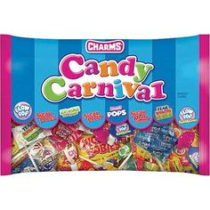 Best selection of Charms Candy Carnival everyday and seasonal candy. Charms Candy Carnival is proudly made by Tootsie. Best Halloween Candy, Halloween Kids, Bulk Candy, Candy Favors, Candy Store, Pop Bubble, Bubble Gum, Individually Wrapped Candy, Charms Candy