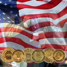 Select from Army, Air Force, Coast Guard, Marine Corps, and Navy Service Medallion. Order today and get fast delivery and exceptional customer service. American Pride, American Flag, Military Flags, Flag Store, Photo Composition, Graphic Design Software, Patriotic Decorations, Navy Seals, Coast Guard