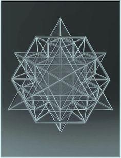 Nassim's Vector Equilibrium...absolutely brilliant