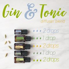 Gin is made from Juniper Berry, Coriander, Lemon, and Cardamom! Add a squeeze of Lime and you have a Gin