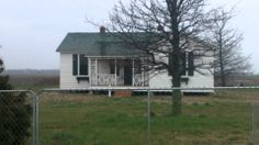 Johnny Cash's boyhood home - Dyess, AR