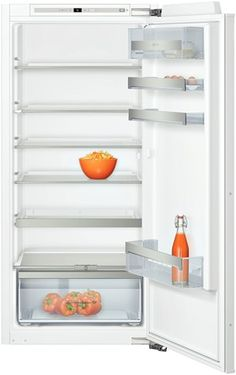 KI1413F30G This little fridge shouldn't be underestimated, with an impressive 214 litres of capacity and Circo Cool technology; this is great for where space is a premium. Features ◾Energy efficiency class: A++◾Fresh Sense - constant temperature by intelligent sensor technology◾Single cooling circuit◾6 safety glass shelves (5 height adjustable), ◾4 door trays, including 1x dairy compartment ◾Vegetable box with hydro fresh◾Super Cool function with automatic deactivation…
