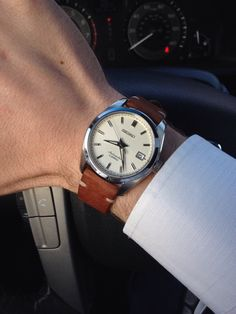 I only very recently got into the automatics game (upgraded from quartz). My SARB017 still have not reached my hands and I am already planning the