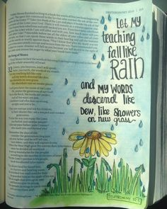 #craftedword #illustratedfaith #biblejournaling #journalingbible #biblejournal