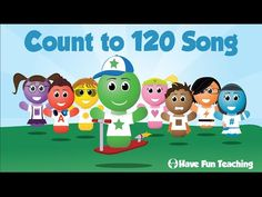 ▶ Count to 120 Song - YouTube
