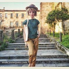 #yanosehacenescalerascomolasdeantes #barbie #ooakbarbie #bonequea #Pontevedra