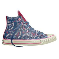 OMG...design your own Converse!  I need like a ba-zillion pairs!!!!!!!!
