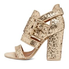 Vittorias Heel by Givenchy.