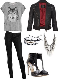 """Teen Wolf Inspired"" by jakara17 on Polyvore"