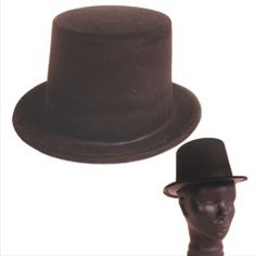 windy city novelties, top hats for the guys