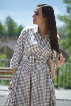 1000 Maneras de Vestir Blog - Dainty Jewell's Modest Apparel: the Merry-Go-Round Dress
