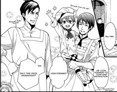 My review of Black Butler's side story Chapter 99.5!