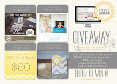 Great giveaway from #Enviactions