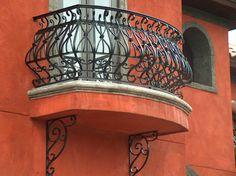 Ferforje Balkon Korkulukları 10