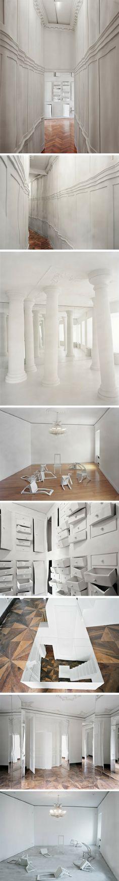 Le cercle fermé par Martine Feipel & Jean Bechameil - Journal du Design