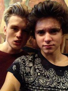 Bradley & Tristan