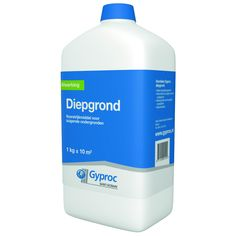 Gyproc diepgrond voorstrijkmiddel wit t.b.v. gipsplaatvuller 1 kg