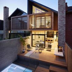 The Elwood Residence by Frank Construction Photography by @tomroephotog