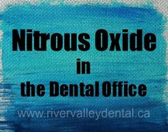 Nitrous Oxide in the dental office~ Video Office Video, Sedation Dentistry, Little Shop Of Horrors, Dental, Smile, Fun, Teeth, Dentist Clinic, Tooth