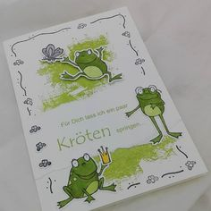 card making tutorials stampin up Sta - cardmaking Card Making Tutorials, Making Ideas, Kids Cards, Baby Cards, Karten Diy, Happy Paintings, Animal Cards, Anniversary Cards, Ruby Anniversary