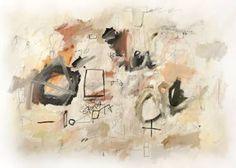 "Saatchi Art Artist Sander Steins; Painting, ""Inside My World"" #art https://www.saatchiart.com/art/Painting-Inside-My-World/286282/3421770/view"
