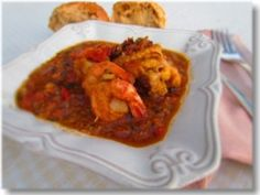 Mar i Muntanya with Chicken and Shrimp