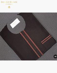 Ebewele Brown Bespoke – Modern African Bespoke Brand African Wear Styles For Men, African Shirts For Men, African Dresses Men, African Attire For Men, African Clothing For Men, Latest African Fashion Dresses, African Print Fashion, Nigerian Men Fashion, Mens Fashion