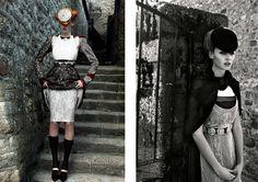Patrick Demarchelier, French Vogue 2008