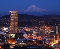 US Bankcorps Building Portland