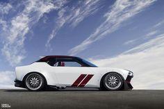 Nissan IDX Concept.