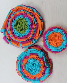 How to Make 3-D Fabric Flowers to Embellish 3-D Quilts