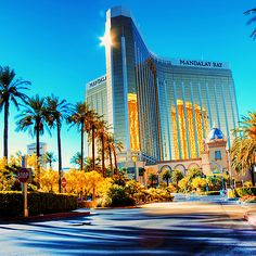 """Mandalay Bay, Las Vegas, USA, awesome hotel, if your looking for a """"Resort"""" Beachy feel! had a great time!"""