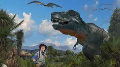 Andys ville dinoeventyr