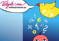 www.onlinecviceni.cz procvičování matematiky a českého jazyka