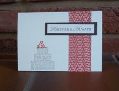 Hannahs Craft Cottage: Bank Holiday card making.