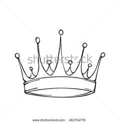 Drawing Tips crown drawing King Crown Drawing, Queen Crown Tattoo, Small Crown Tattoo, Queen Drawing, Crown Tattoo Design, King Y Queen, King And Queen Crowns, Doodle Art Drawing, Drawing Tips