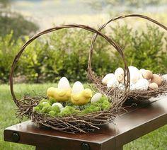 Nest Moss Basket | Pottery Barn