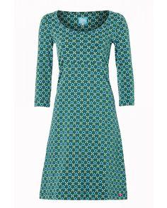 Retro printed dress -Tante Betsy.com
