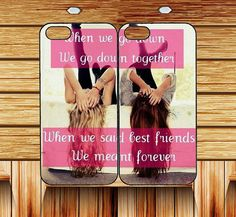 best ideas for diy phone case bff ipod 5 Best Friend Cases, Bff Cases, Ipod 4 Cases, Friends Phone Case, Funny Phone Cases, Cute Cases, Best Friends, Ipod 5, Iphone 5 Case