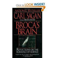 Broca's Brain: Reflections on the Romance of Science: Carl Sagan: 9780345336897: Amazon.com: Books