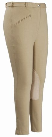 Coming Soon at Horse & Rider Etc Ladies TuffRider Cotton Extra Breeches