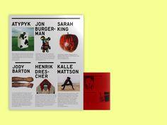 24/7 Magazine by Margarida Borges, via Behance