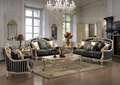 17 best Homey Design Sofa sets images on Pinterest   Living room set ...