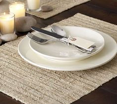 Nubby Table Runner   Pottery Barn   Linen Products; Retail, Dining  Supplies, Table Cloths, Runners, Trivets, Hot Pads, Placemats, DIY    Pinterest   Barn, ...