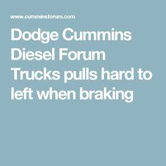 95 dodge diesel problems