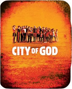 City of God - Zavvi Exclusive Limited Edition Steelbook Blu-ray £9.99 delivered. Gratisfaction UK Flash Bargains