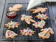 worlds best gingerbread cookies Christmas Candy, Christmas Baking, Xmas, Holiday, Nutella, Best Gingerbread Cookies, Norwegian Food, Dessert Recipes, Desserts